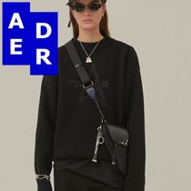 ★Adererror★Stad knit BLACK