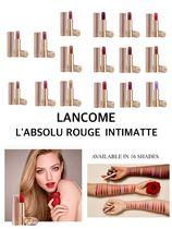 〈Lancome〉★2020AW★L'ABSOLU ROUGE INTIMATTE