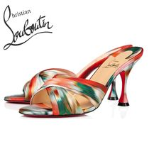 ★新作★CHRISTIAN LOUBOUTIN★Nicol Is Back サンダル