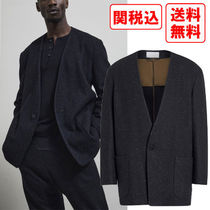 関税 送料込 Fear of god x ermenegildo zegna wool ジャケット