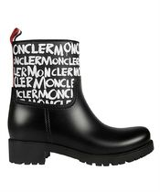 Moncler レインブーツ 20243.00 01A7W GINETTE Boots - Black