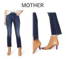 大人気★MOTHER★The Insider Crop Step Fray デニム