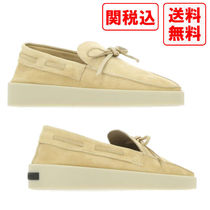 関税 送料込 Fear of God x Ermenegildo Zegna Beige ローファー