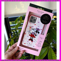 Kate Spade×Minnie Mouse★ iPhoneケース 大人気コラボ&新作♪
