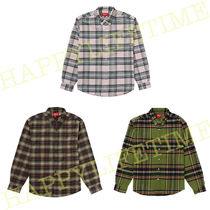 ◆WEEK7◆SUPREME20FW★Tartan Flannel Shirt