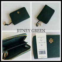 即発 TORY BURCH★EMERSON ZIP COIN CASE キーリング付き