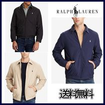 新作【Ralph Lauren】Lightweight Windbreaker ポロ