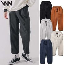 WV PROJECT★BTS愛用★BRIO WIDE BANDING PANTS - MJLP7417