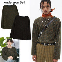 ANDERSSON BELL★BTS着用★LONDON BOAT NECK PULLOVER