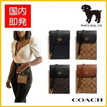 【COACH】Rachel Phone Crossbody◆国内発送◆