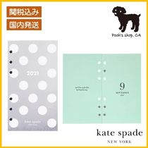【Kate Spade】12month large plannerrefill 2021年◆国内発送◆