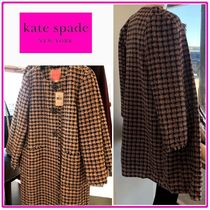 kate spade☆enchanted tweed coat ☆ツイードコート☆送料込