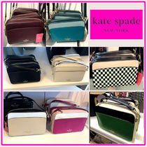 kate spade☆lauryn colorblock camera bag カメラバッグ☆送込