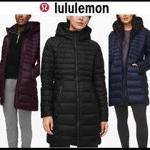 ☆快適!軽量ロングダウン☆【lululemon】Brave The Cold Jacket