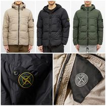 STONE ISLAND REPS HOODED DOWN JACKET ダウンジャケット 関送無