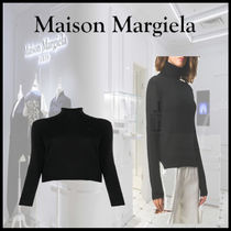 【20AW 新作】 Maison Margiela Membroidered rollneck jumper