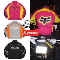 FW20 Supreme Fox Racing Puffy Jacket - パフィジャケット