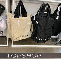 TOP SHOP ロゴトート☆ 2色有り 即発