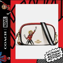 COACH×Marvel★Convertible Belt Bag With Carol Danvers 2640