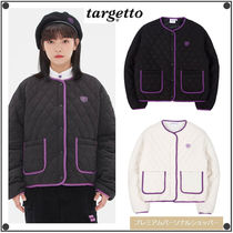 日本未入荷TARGETTO SEOULのCOLORATION QUILTING JACKET 全2色