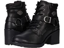 "【SALE】Harley-Davidson Howell 5"" Lace Waterproof Boot"