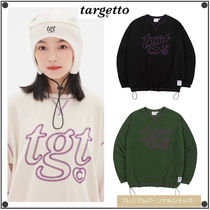 日本未入荷TARGETTO SEOULのSTITCH POLAR FLEECE SWEAT SHIRT