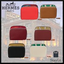 【新作】20AW「HERMES」Silk'In Compact Wallet