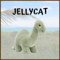 [JELLYCAT] Fossilly Brontosaurus Soft Toy