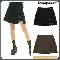 NASTY FANCY CLUBの[NF] CHAIN WRAP PANTSKIRT 全2色