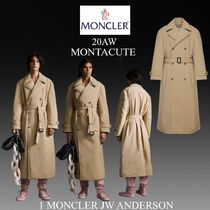 20AW★新作★1 MONCLER JW ANDERSON★MONTACUTE トレンチコート