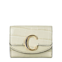 【関税負担】 CHLOE C MINI WALLET
