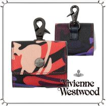 【Vivienne Westwood 】AirPods CAMOUFLAGE ORB イヤホンケース