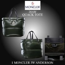 20AW 新作★1 MONCLER JW ANDERSON★QUACK TOTE トートバッグ