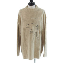 ANDERSSON BELL::OVERSIZED EMBROIDERY SWEATER:M[RESALE]