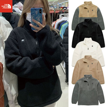 ★THE NORTH FACE★ NA4FL51 COMFY FLEECE ANORAK  アノラック