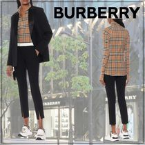 【Burberry】Vintage Check turtleneck top