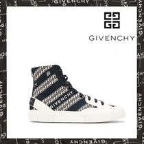 【GIVENCHY】☆20AW☆ ハイトップ キャンバス スニーカー