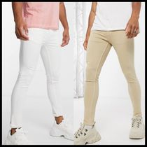 ASOS DESIGN spray on jeans with powerstretch