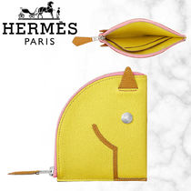 ★6・COLOR★直営 HERMES◆パドック ウォレット コインケース