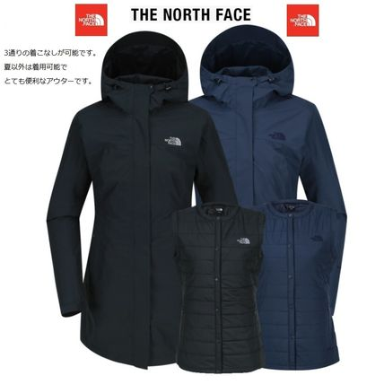 THE NORTH FACE(ザノースフェイス) コート 日本未発売 THE NORTH FACE W'S POWELL TRICLIMATE コート 2