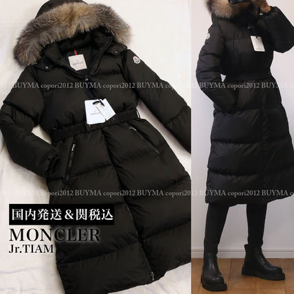 MONCLER(モンクレール) キッズアウター 【国内発送&関税込】MONCLER今期新作 ☆大人もOK!! TIAM
