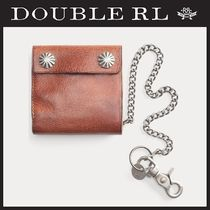☆ RRL ☆ Tumbled Leather チェーン ウォレット ☆