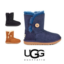 【UGG アグ】K BAILEY BUTTON II 1017400K Big Kids (5-12歳)