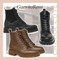 【20AW NEW】Ginavito Rossi_men/MARTIS レースアップブーツ/2色