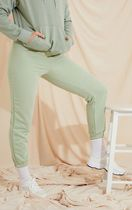 【PrettyLittleThing】SAGE BASIC SLIM FIT JOGGERS/送関込