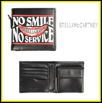 STELLA MCCARTNEY ★'No Smile No Service' 財布【国内発送】