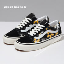 VANS★OLD SKOOL 36 DX★ANAHEIM FACTORY★花柄