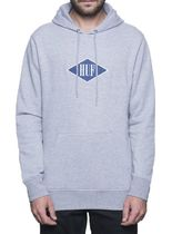HUF Legacy Pullover Hoodie Athletic Heather L パーカー