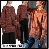 TRUNK PROJECT(トランク プロジェクト) ニット・セーター ☆Seventeen The8 着用☆TRUNK PROJECT★Knit Sweate.r★ニット