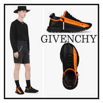 GIVENCHY☆SNEAKER BASSE DA RUNNING SPECTRE CON ZIP Black